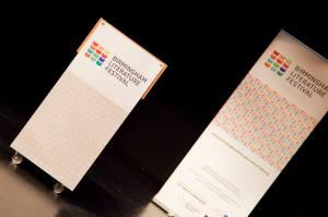 Birmingham Literature Festival hosted the event
