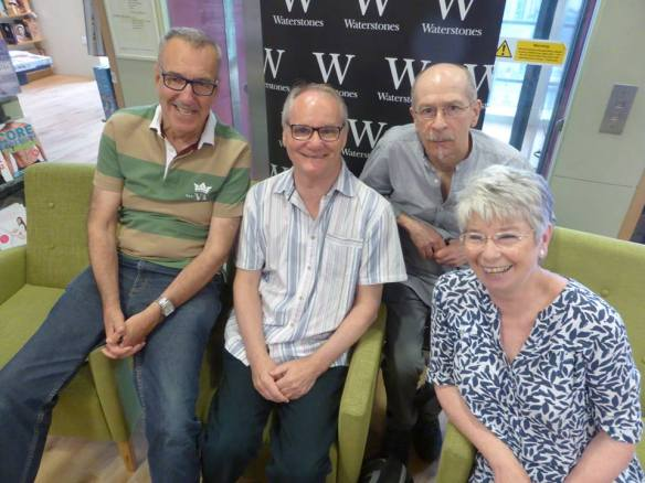 Waterstones July 16